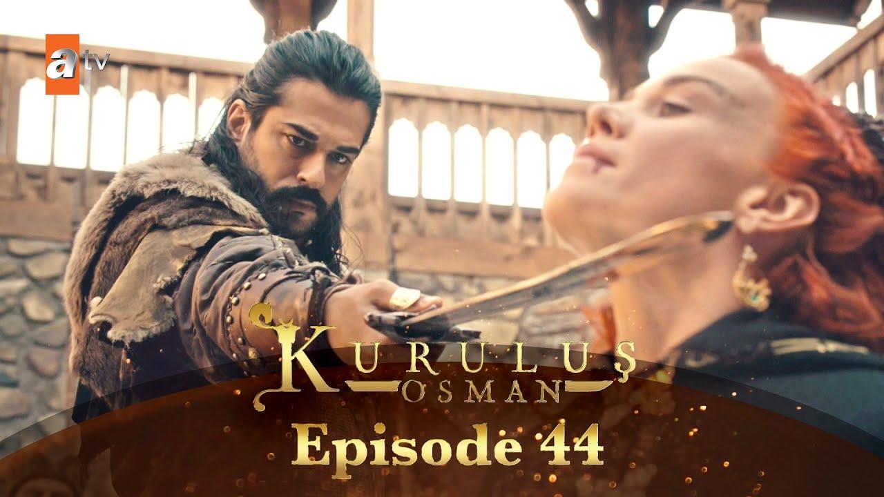 Download Kurulus Osman Urdu   Season 1 - Episode 44