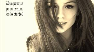 Cher Lloyd - Say Goodnight Español-Spanish NEW SONG 2013