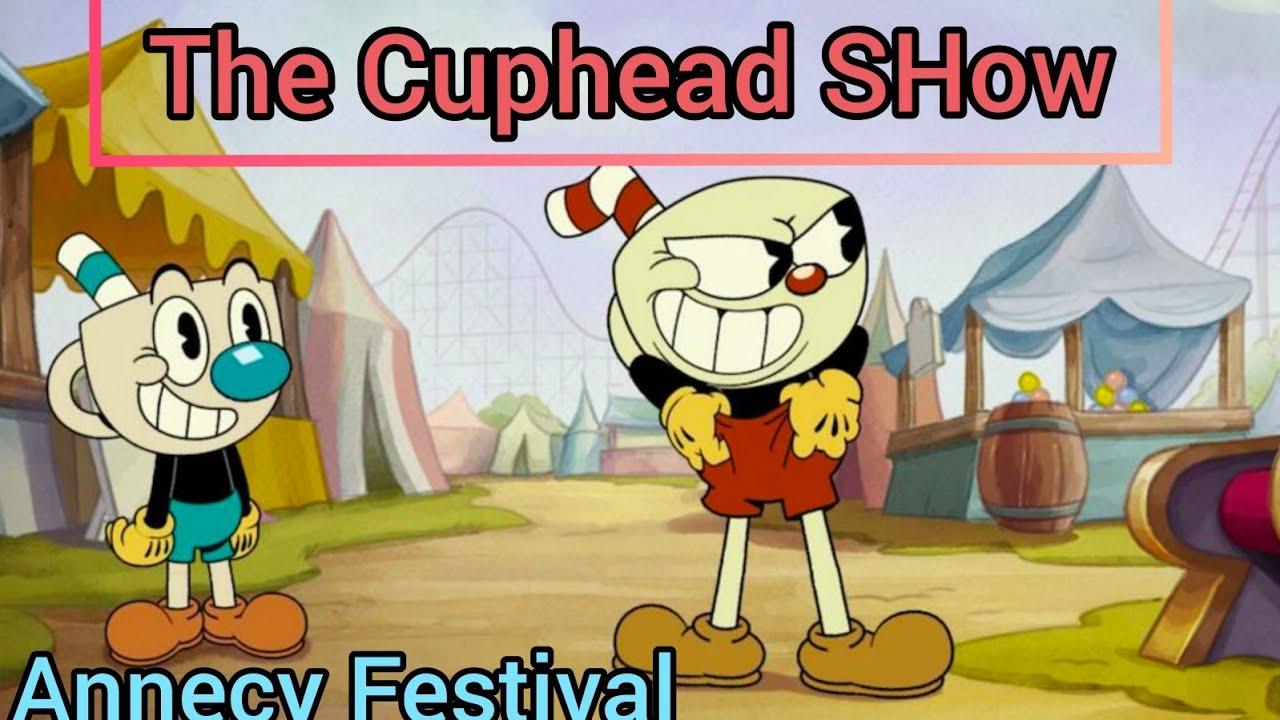 💥The Cuphead Show Primer Vistazo en el Festival Annecy ( 2020 ) Netflix