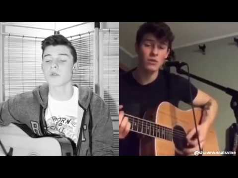 Give Me Love- Shawn Mendes (wear headphones)