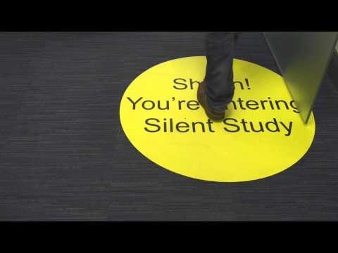 Welcome to Sheffield Hallam University Library