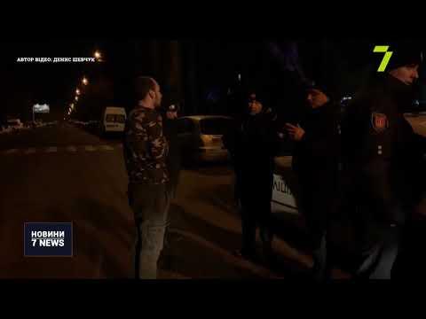Новости 7 канал Одесса: ДТП з постраждалими на Черемушках
