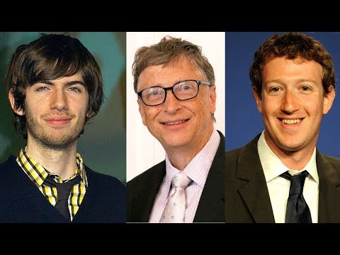 7 Self Made Millionaires Who Were College Dropouts!