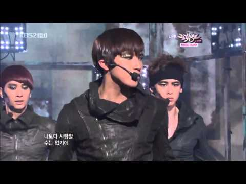 HD 2PM  IllBeBack Comeback Stage 101022
