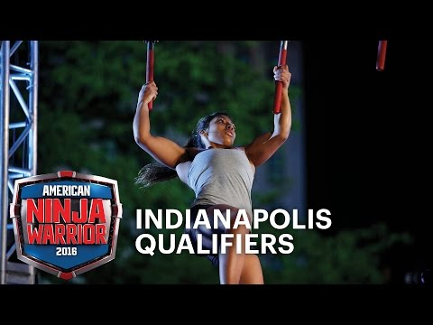 Meagan Martin Makes History Again At The 2016 Indianapolis Qualifier  American Ninja Warrior