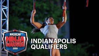 Meagan Martin Makes History Again At The 2016 Indianapolis Qualifier | American Ninja Warrior