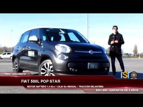 Test - Fiat 500L Pop Star 1.4 16v - Info Sobre Ruedas