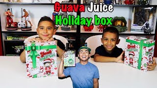 UNBOXING A GIFT FROM GUAVA JUICE HOLIDAY EDITION