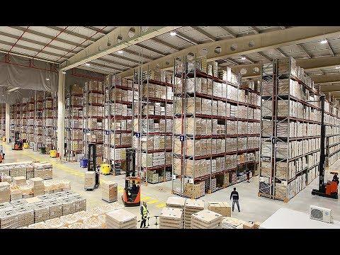 Warehouse Rack takedown