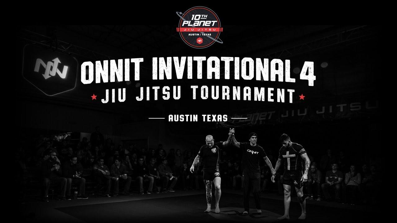 Onnit Invitational 4 Jiu Jitsu Tournament