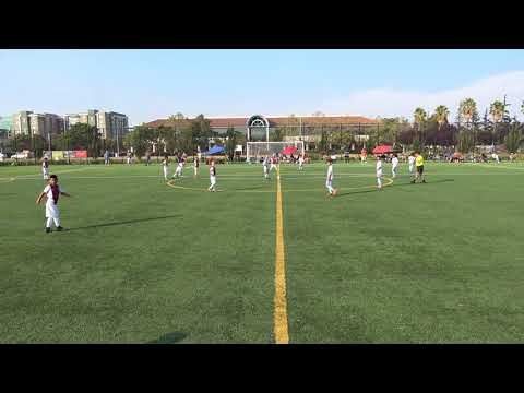 De Anza Force U12 Academy 2007 vs Sacramento Republic 2 2 20170820