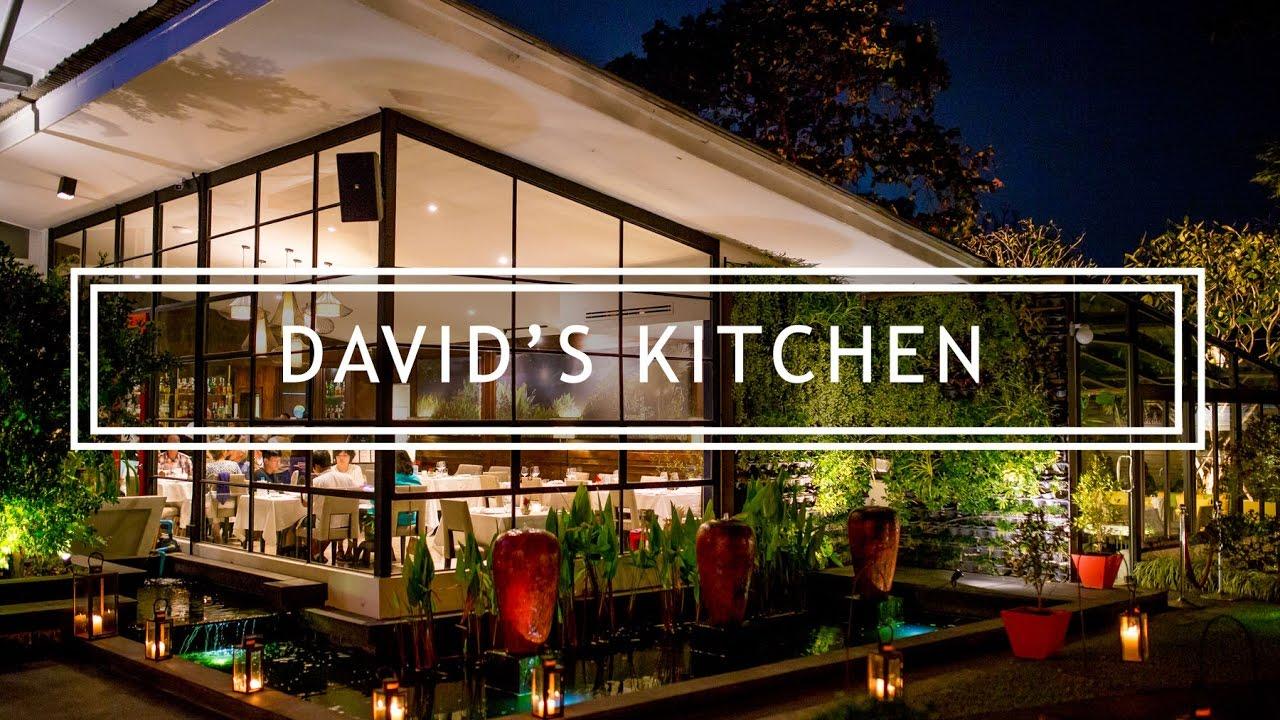 David\'s Kitchen – Award-Winning Fine Dining Restaurant in Chiang ...