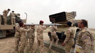 أكثر من 65 الف جندي يشاركون في المعارك ضد داعش