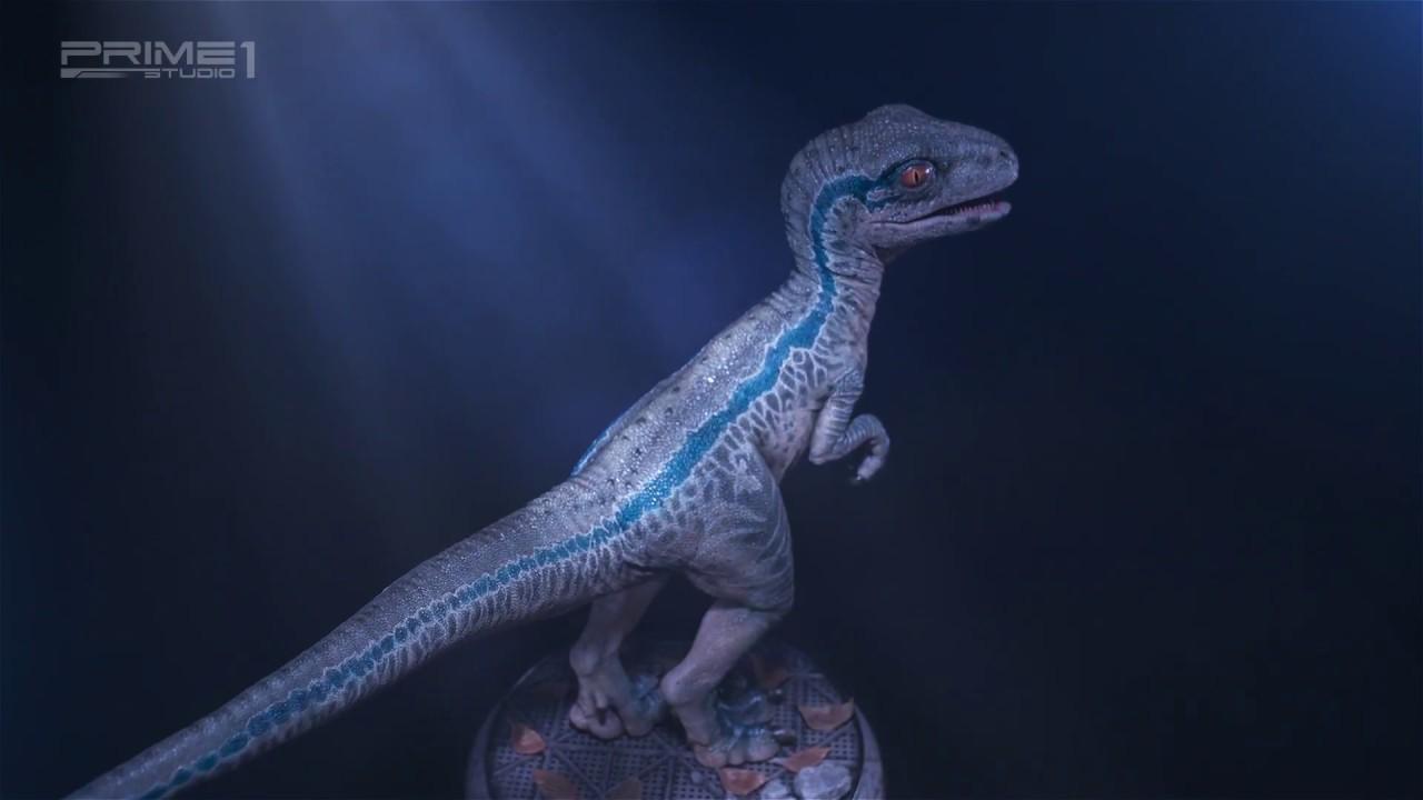 LMCJW2-02: Baby Blue (JURASSIC WORLD: FALLEN KINGDOM)