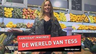 De wereld van Tess | Kandidaat inwoner - UTOPIA (NL) 2016