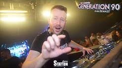GÉNÉRATION 90 - DJ MAST @ LA STATION (13) CHATEAURENARD
