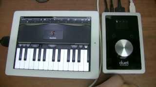 La recensione della Apogee Duet, scheda audio professionale per iOS...