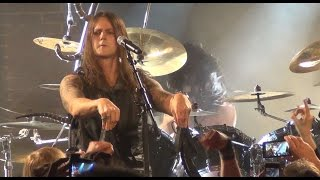 Satyricon - Now Diabolical + Black Crow on a Tombstone - Live Paris 2013