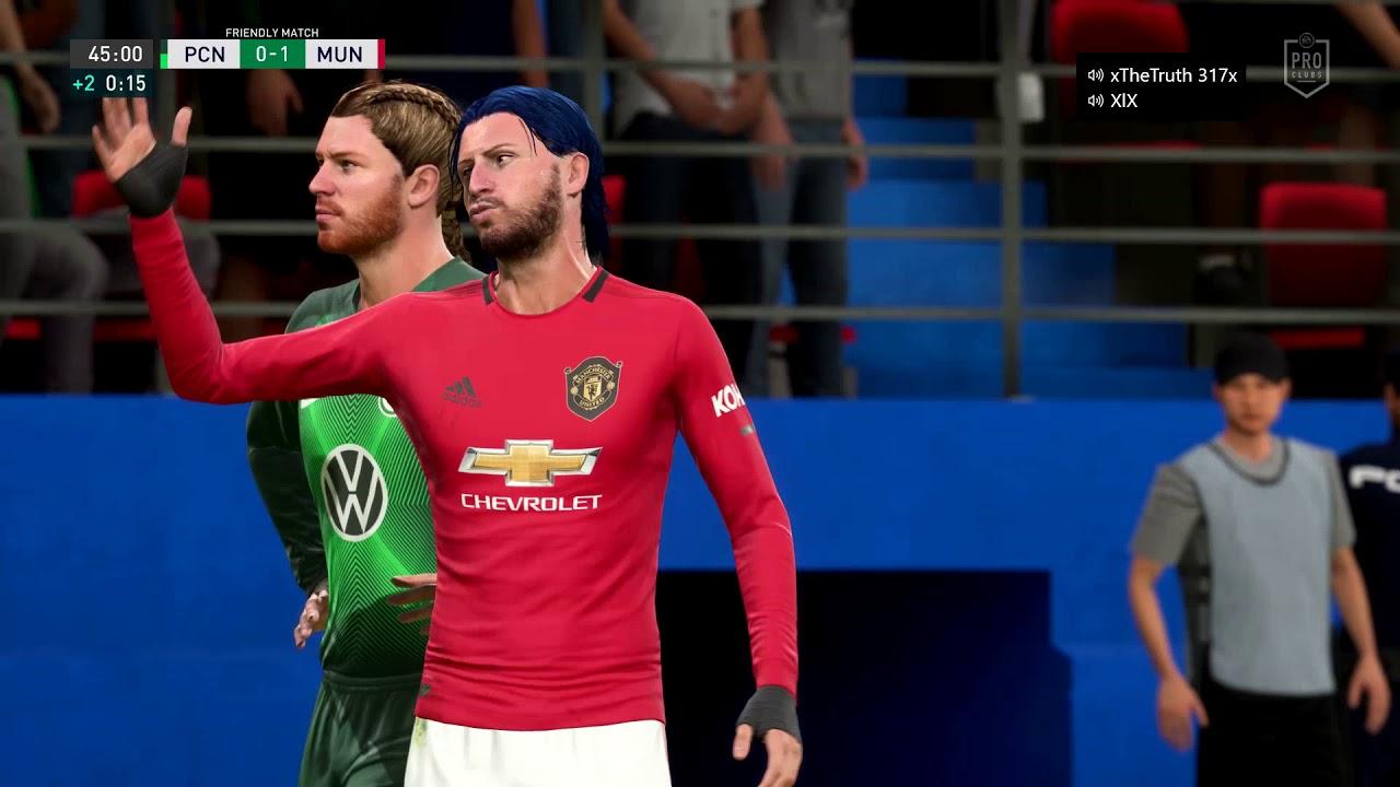 Wolfsburg Vs Manchester United