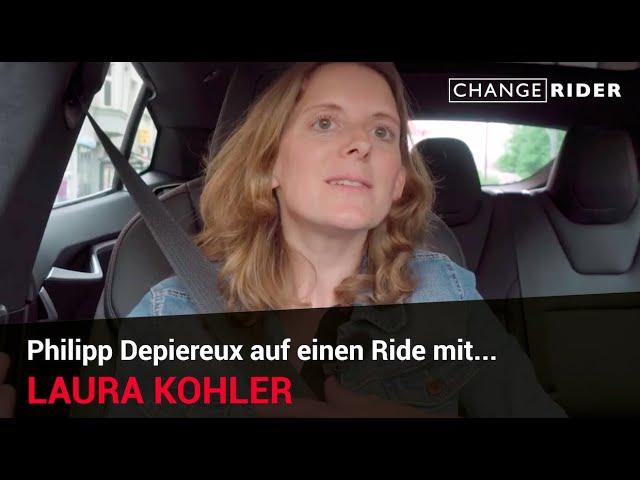 ChangeRider #4 Laura Kohler