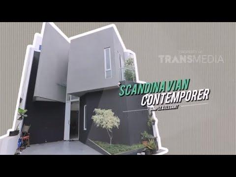 THE PROJECT - Rumah Kontomporer Dengan Interior Skandinavia (21/1/18) Part 1