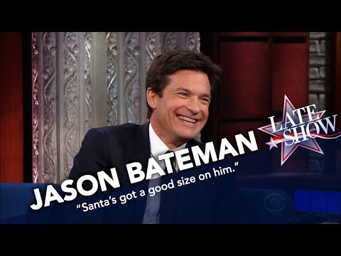 Yes, Jason Bateman, There Is A Santa Claus