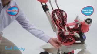 Велосипед Smart Trike Dream 4 в 1(Велосипед Smart Trike Dream 4 в 1 - растет вместе с ребенком, необыкновенно практичный и надежный, устойчивый, бесшум..., 2013-03-24T10:22:20.000Z)