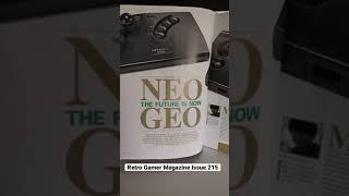 🕹 Neo Geo Edition - Retro Gamer Magazine - Issue 215 🕹