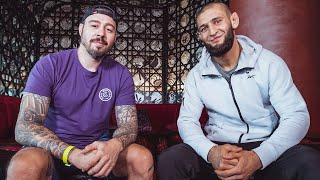 Dan hardy sat down with khamzat chimaev when both were on fight island last week to discuss his rapid rise.subscribe get all the latest ufc content: http:...