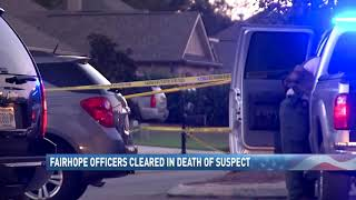 Grand jury clears Fairhope police officers in 2017 shooting - NBC 15 News, WPMI