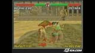 Mortal Kombat Tournament Edition Game Boy