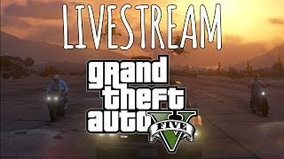 [LIVE!] Franklin na propsie! - GTA V Single!