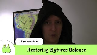 Inspiration Quest #2: Restoring Natures Balance