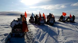 Команда «Ирбис» в снежном плену, фильм 2016г.