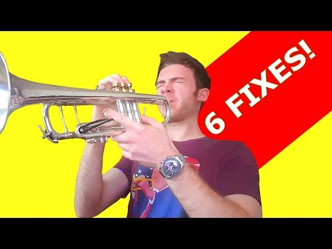 PLAY  HIGH NOTES ON TRUMPET (AVOID THESE 6 MISTAKES!!)