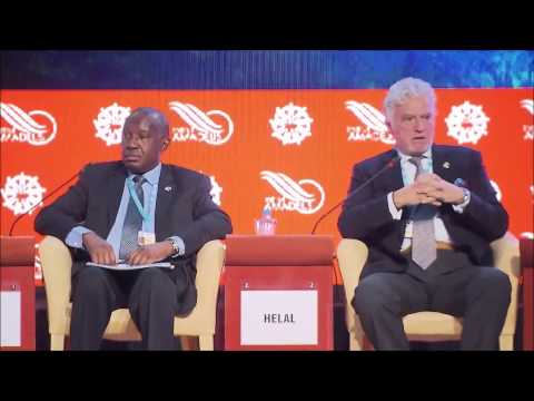 MEDays 2016 - Sustaining the Attractiveness and Competiveness of African economies