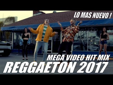 REGGAETON MIX 2017 ► DJ UNIC MIX ►...