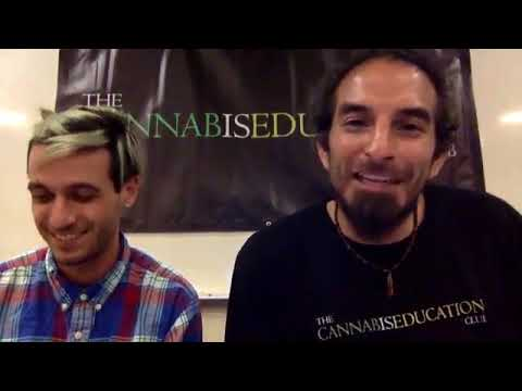 The Cannabis Education Club at Chaffey College in Rancho Cucamonga California #1 April 6, 2018