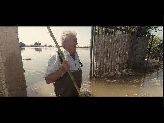 """Trailer #1 """"Fango: 72 horas de agua, barro y lucha en la Vega Baja"""""""