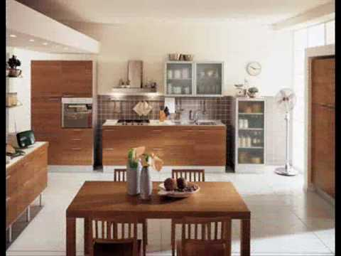 Cocinas integrales deco cocinas deco youtube for Cocinas integrales chicas modernas