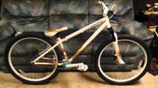 Some Crazy Dirt Jumper Bikes