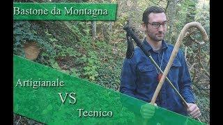 Bastone Da Montagna: Artigianale Vs Tecnico