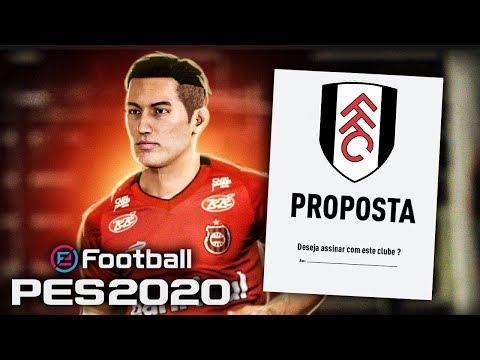PES 2020 - RUMO AO ESTRELATO #07 - A PRIMEIRA PROPOSTA CHEGOU PRO RONALDO !