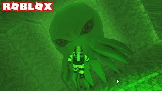 ROBLOX: Scuba Diving At Quill Lake (Returning Cthulhu's Radioactive Egg)