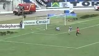 Campeonato Brasileiro da Série C 2012: Treze 2x1 Santa Cruz-PE