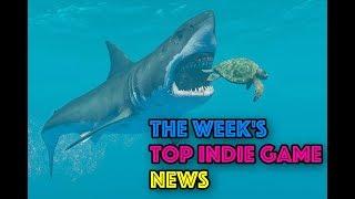 The Week's Top Indie Game News