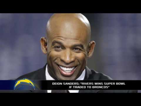 Deion Sanders thinks Philip Rivers would win a Super Bowl with the Broncos