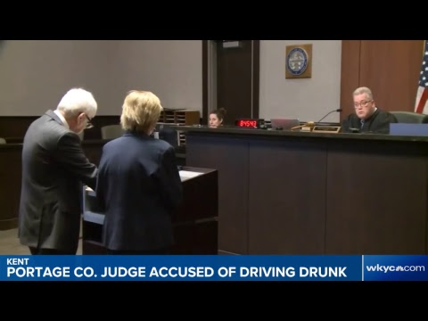 Portage County Common Judge Becky Doherty Accused Of Driving Drunk