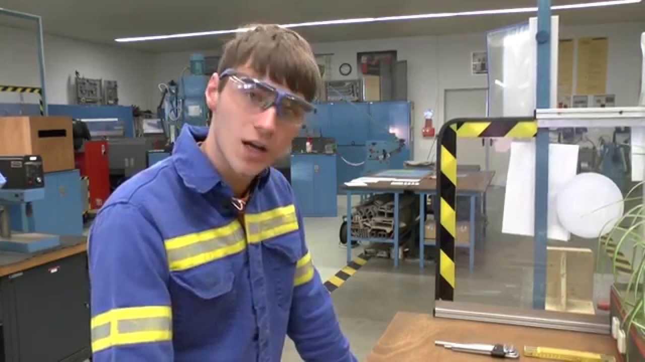 Ausbildungsberuf Industriemechaniker