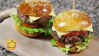 Гамбургер По-Домашнему | Hamburger at Home